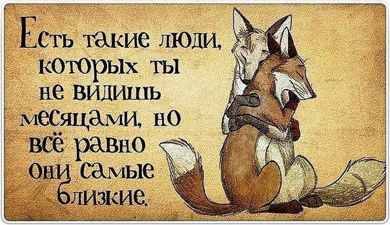 Цитаты со смыслом в картинках о дружбе